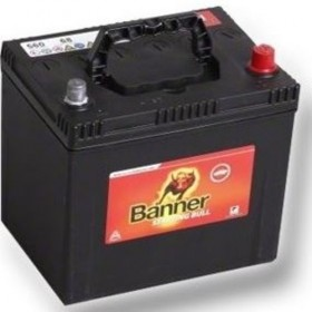 Banner 005L 12v 60Ah 420CCA Car Battery (560 68) (005)