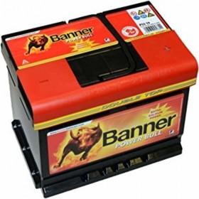 Banner 065 12v 55Ah 480CCA Car Battery (P5519) (065)