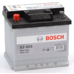 BOSCH 545413040 s3003 612242 077 45Ah 400 CCA Car Battery