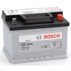 BOSCH 065 53Ah 500 CCA Car Battery
