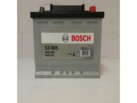 BOSCH 027 56Ah 480 CCA Car Battery