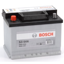 BOSCH 078 56Ah 480 CCA Car Battery