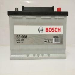 BOSCH 096 70Ah 640 CCA Car Battery