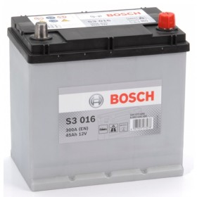 BOSCH 048 45Ah 300 CCA Car Battery