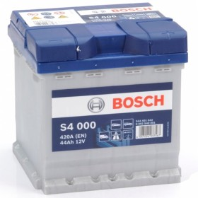 BOSCH 544401042 s4000 611914 202 44Ah 420 CCA Car Battery