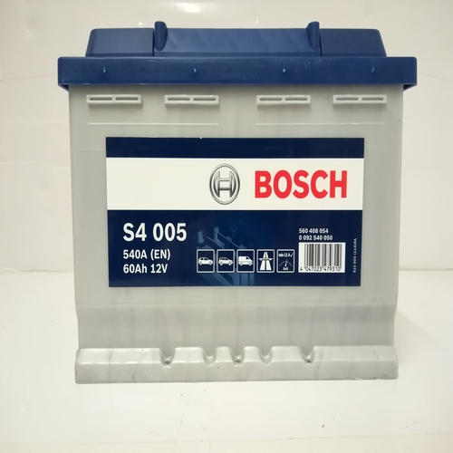 bosch 027 60ah 540 cca car battery. Black Bedroom Furniture Sets. Home Design Ideas