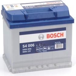 BOSCH 078 60Ah 540 CCA Car Battery