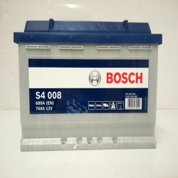 BOSCH 096 74Ah 680 CCA Car Battery
