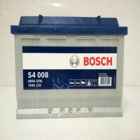 BOSCH 096 74Ah 680 CCA Car Battery