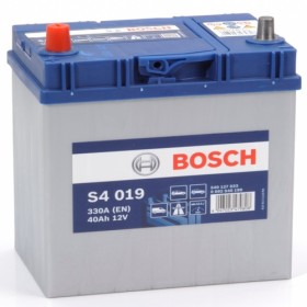 BOSCH 055 40Ah 330 CCA Car Battery