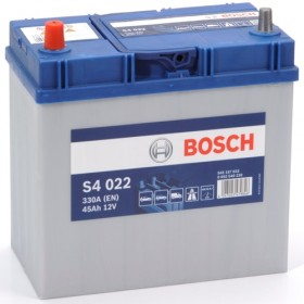 BOSCH 545157033 s4022 611895 155 45Ah 330 CCA Car Battery