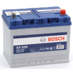 BOSCH 068 70Ah 630 CCA Car Battery