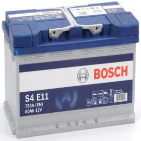 BOSCH 580500073 s4e11 611943 115 80Ah 730 CCA efb Car Battery
