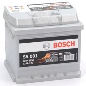 BOSCH 063 52Ah 520 CCA Car Battery