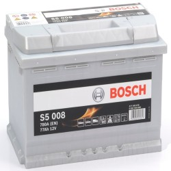 BOSCH 096 77Ah 780 CCA Car Battery