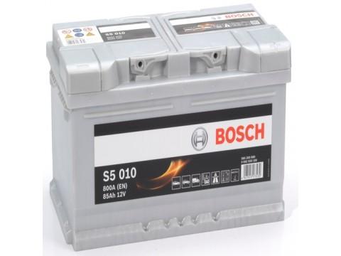 BOSCH 585200080 s5010 612027 115 85Ah 800 CCA 110 Car Battery