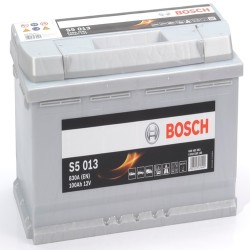 BOSCH 600402083 s5013 612029 019 100Ah 830 CCA Car Battery