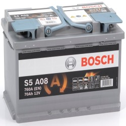 BOSCH 096 70Ah 760 CCA Car Battery
