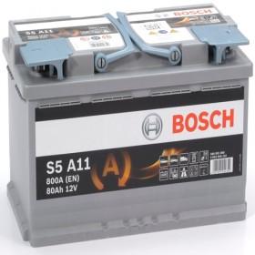 BOSCH 580901080 s5a11 611926 115 80Ah 800 CCA agm Car Battery
