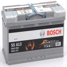 BOSCH 019 95Ah 850 CCA Car Battery