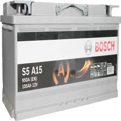BOSCH 020 105Ah 950 CCA Car Battery