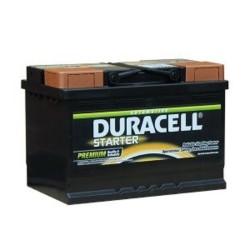 Duracell DS72L Starter Car Battery (086/096R)