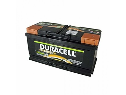 Duracell DS88 Starter Car Battery (017) Duracell Agricultural