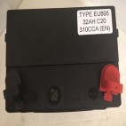 Eurobatt EU895 12v 32Ah 310CCA Ride On Mower / Lawn Tractor Battery
