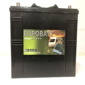 Eurobatt L130 130amp Leisure Battery