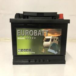 Eurobatt L70 70amp Leisure Battery