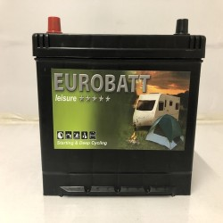 Eurobatt L80 80 amp Leisure Battery