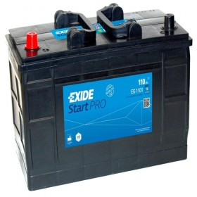 Exide EG1101 12v 110Ah 750CCA Commercial Battery (664) Exide Commercial