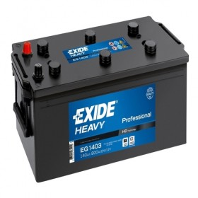 Exide EG1403 12v 140Ah 800CCA Commercial Battery (627) Exide Commercial