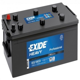 Exide EG1803 12v 180Ah 1000CCA Commercial Battery (629) Exide Commercial