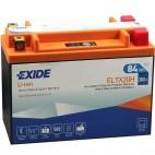 Exide ELTX20H 12V 84Wh Lithium Motorcycle Battery