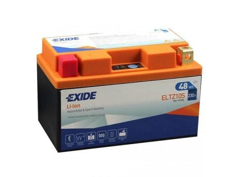 Exide ELTZ10S 12V 48Wh Lithium Motorcycle Battery