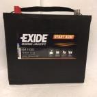 Exide EM1100 Start AGM (664) Exide Leisure