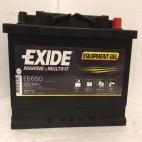 Exide ES650 Gel (096) Exide Leisure