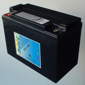 Haze HZB-EV12-110 12v 107Ah Mobility Battery (HZBEV12110) (12-110) (110-12) Haze Mobility