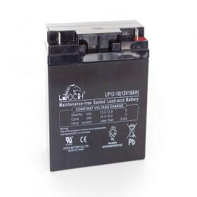 Leoch LP12-18 Stand-By Battery (12V 18AH) (LPC18-12) (18-12) Leoch AGM & GEL