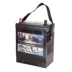 Leoch SFL-85 12v 85Ah Leisure Battery (SFL85)