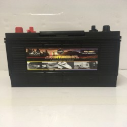 Leoch SFL-120 DT 12v 120AH Leisure Battery (SFL120dt)