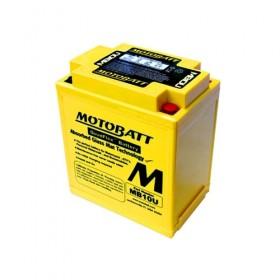 Motobatt MB10U 12V 14Ah Motorcycle Battery