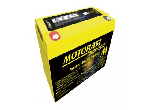Motobatt MB120-12 12V 120Ah Motorcycle Battery