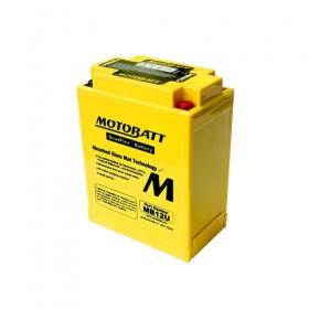 Motobatt MB12U 12V 15Ah Motorcycle Battery