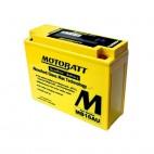 Motobatt MB16AU 12V 20Ah Motorcycle Battery