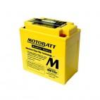 Motobatt MB16U 12V 20Ah Motorcycle Battery