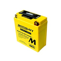Motobatt MB5U 12V 7Ah Motorcycle Battery
