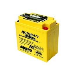 Motobatt MB9U 12V 11Ah Motorcycle Battery