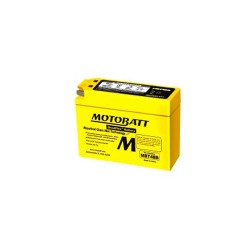 Motobatt MBT4BB 12V 2Ah Motorcycle Battery